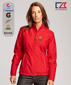 Cutter & Buck Ladies' CB WeatherTec Opening Day Softshell