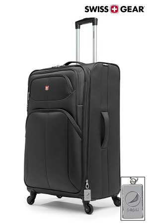 "Swissgear Victorious Collection 28"" Expandable Upright Luggage"