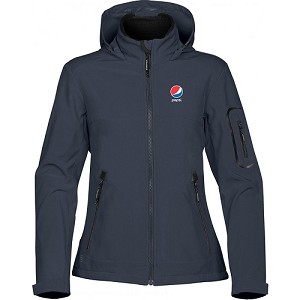 STORMTECH Ladies' Cruise Softshell Jacket