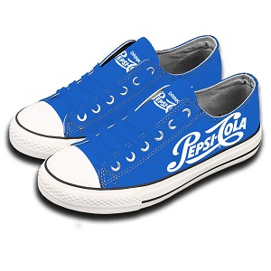 Low Cut Sneakers - Pepsi Cola