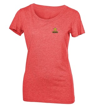 Ladies' Triblend Tee - Rockstar
