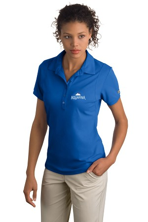 OGIO® - Ladies' Jewel Polo - Aquafina