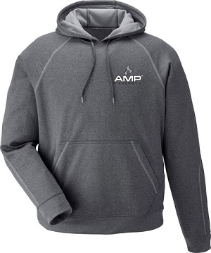 Adult Performance Fleece Hoodie - Amp Energy