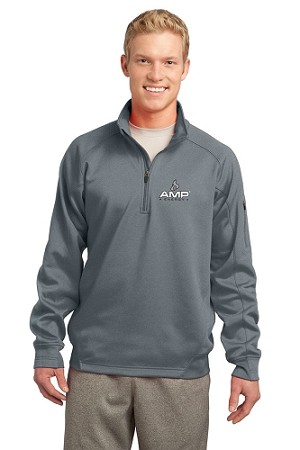Sport-Tek® - Tech Fleece 1/4-Zip Pullover - Amp Energy