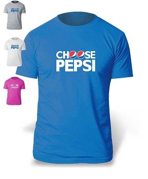 Choose Pepsi T-Shirt