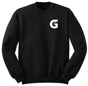 Comfort Zone Sweatshirt - Black - Gatorade