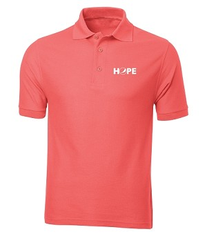 Men's Desert Sands Golf Shirt - Hope