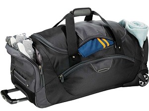 30  Wheeled Sports Bag - Pepsi