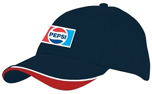Wave Cap - Pepsi Throwback