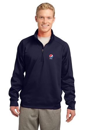 Sport-Tek® - Tech Fleece 1/4-Zip Pullover - Pepsi