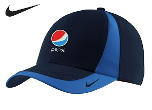 Nike Golf - Technical Colorblock Cap - Pepsi (Blue)