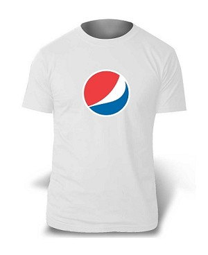 Pepsi Smile T-Shirt Men's - White