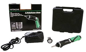 3.6V Lithium-Ion Cordless Screwdriver
