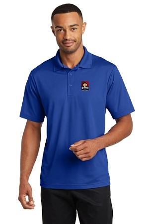 Men's The Beverages Industry Micro Polo - Quaker